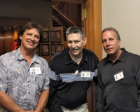 John Hervey, Jim Perry & Fred Drews