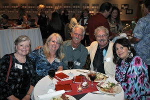 Marilyn Heinen Marks, Sue Schaeffer Walker, Robbie Piper, Billy & Sharon Eakes