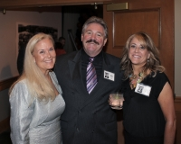 Candice Meyer Tuttle, Rich Burgess, Judy Clawson Norona